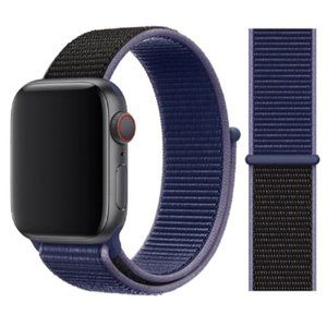 NEW Midnight Blue Strap Loop For Apple Watch